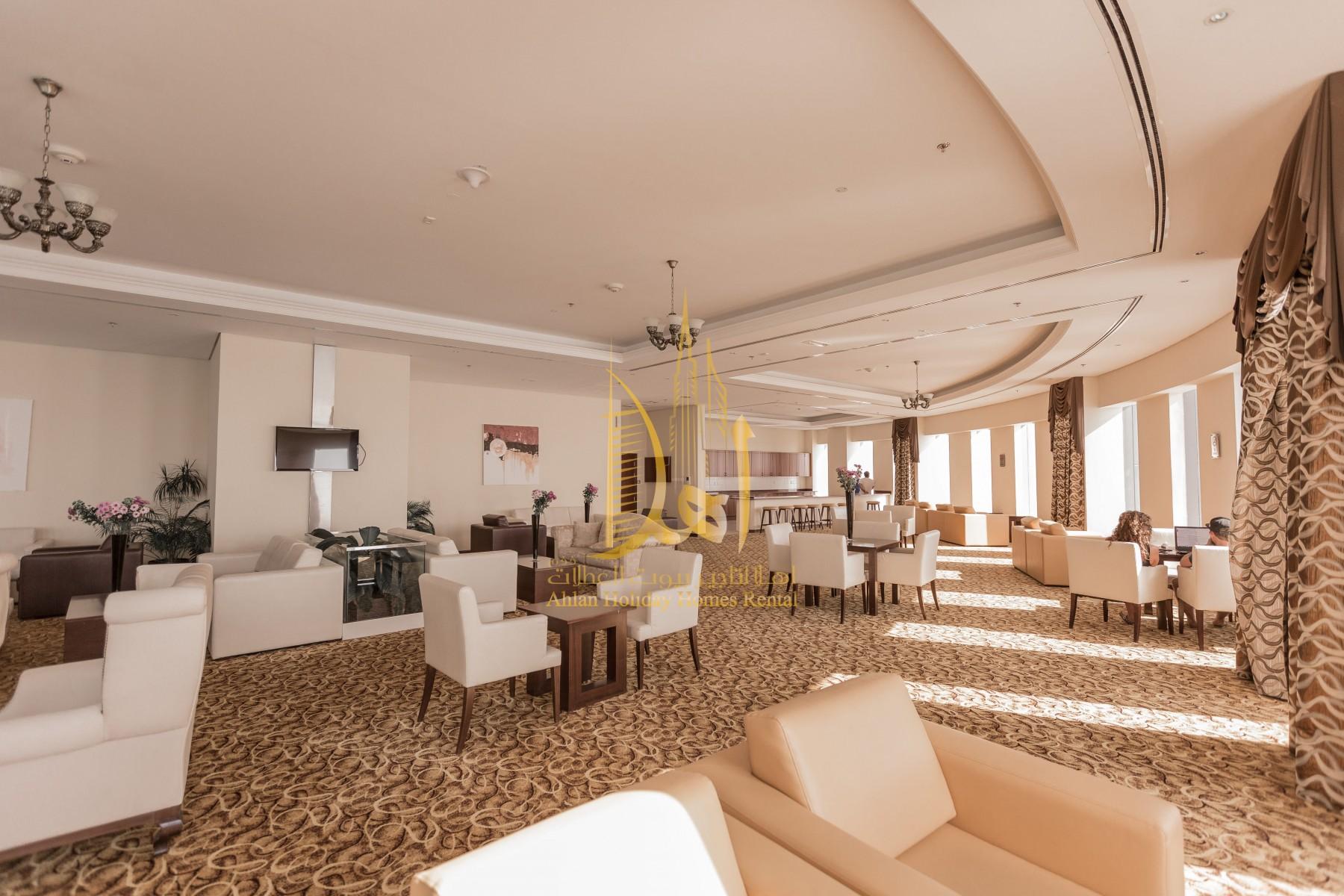 4310|1BR|Princess Tower, Dubai Marina - Apartments in Dubai