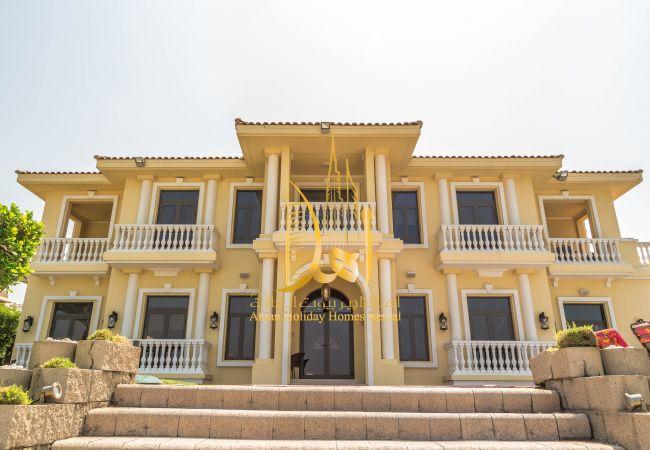 Villa in Dubai - K50 VILA | 5 BR | Frond K, Palm Jumeirah