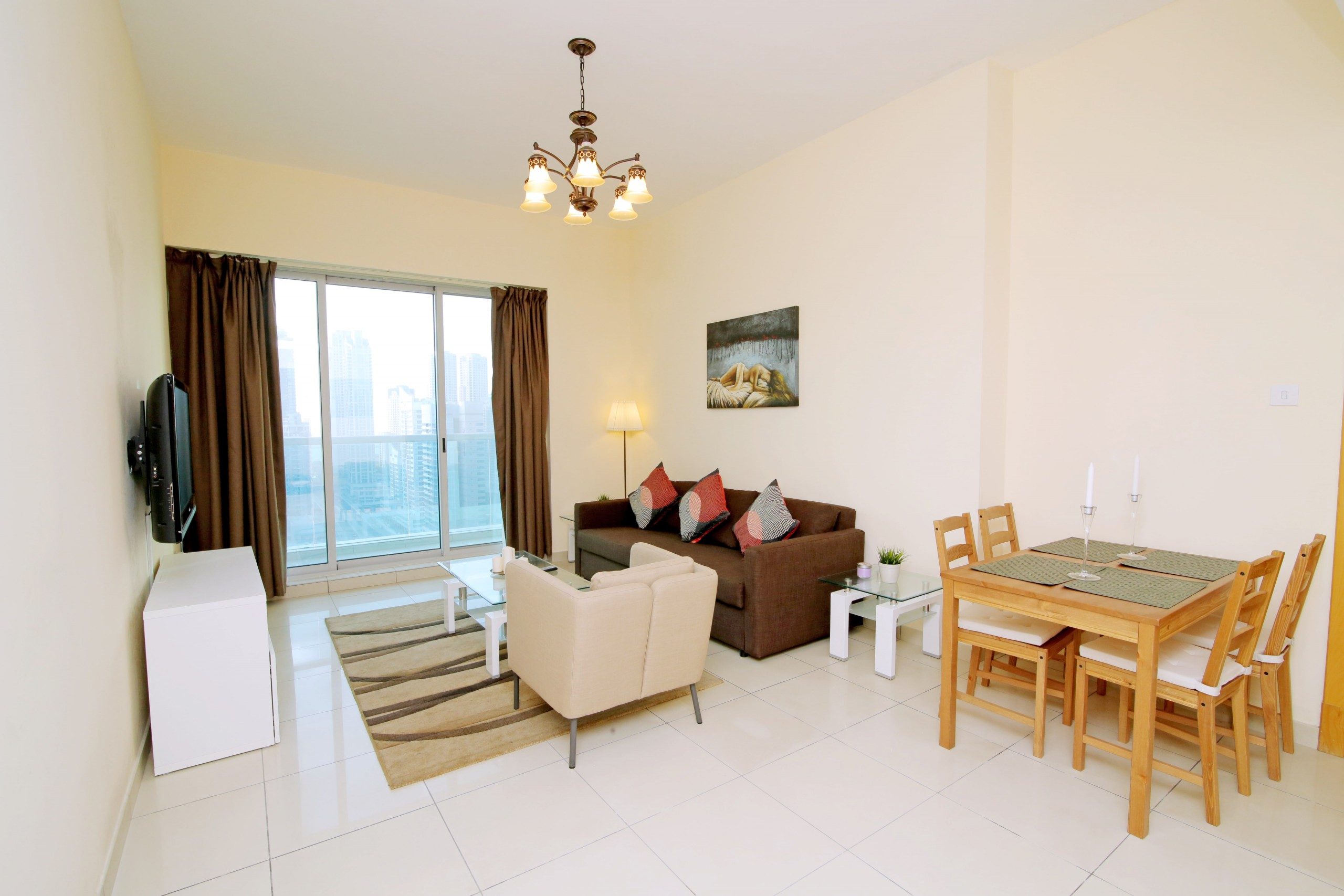 Apartments in Dubai - 2108 | 1 BR | Armada Tower 3, JLT